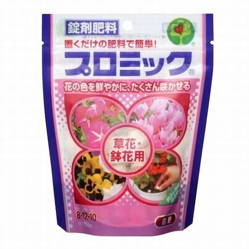 ハイポネックス プロミック草花・鉢花用 150g