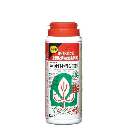 住友化学園芸 家庭園芸用GFオルトラン粒剤 200g