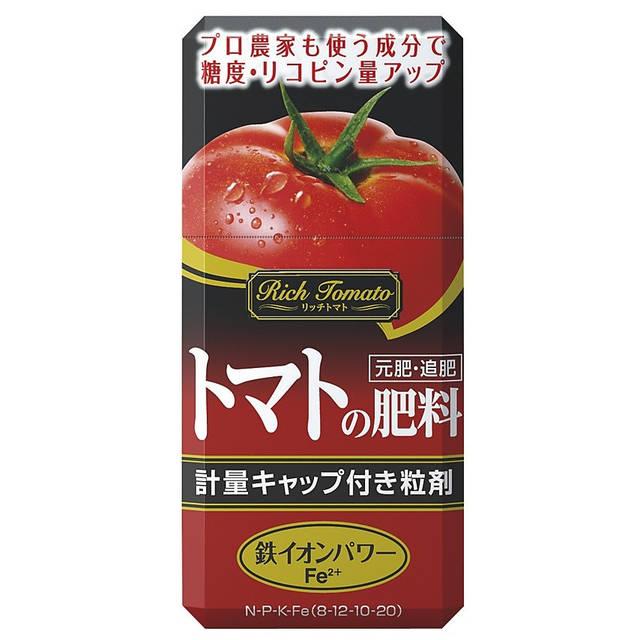 アース製薬 アースガーデン リッチトマト トマトの肥料 粒剤