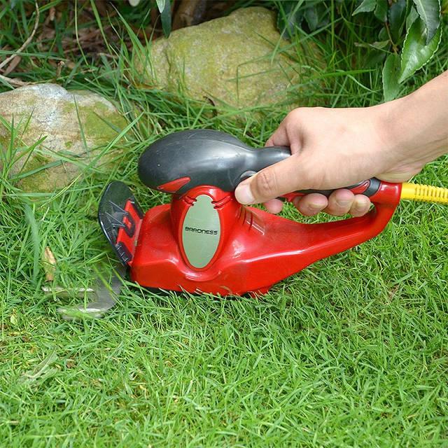 バロネス コード付バリカン式芝刈り機 CL170 電動