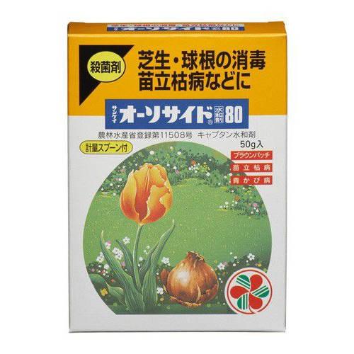 住友化学園芸 殺菌剤 サンケイオーソサイド水和剤80 ...