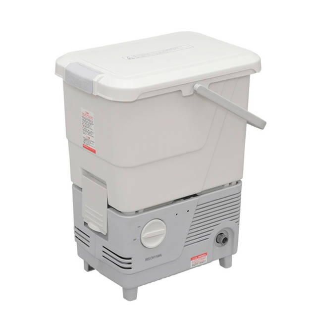 アイリスオーヤマ タンク式高圧洗浄機 SBT-412N