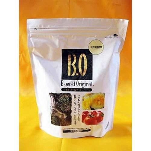 バイオゴールド オリジナル 天然有機肥料 900g