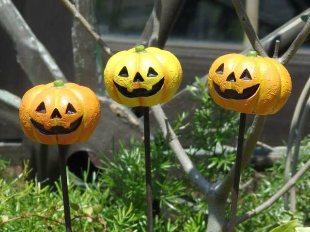 ハロウィン かぼちゃ パンプキン オーナメント