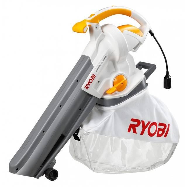リョービ(RYOBI) ブロワーバキューム RESV1...