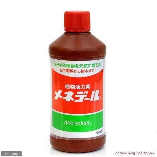 メネデール 植物活性素v500mL