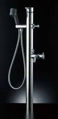 【楽天市場】【送料無料】【INAX 水栓 ペット用】ペットも大満足!お湯が使える混合水栓仕様【LF-932SHK】LIXIL・リクシル イナックス ペット用水栓柱 立水栓:換気扇の激安ショップ プロペラ君 (19948)