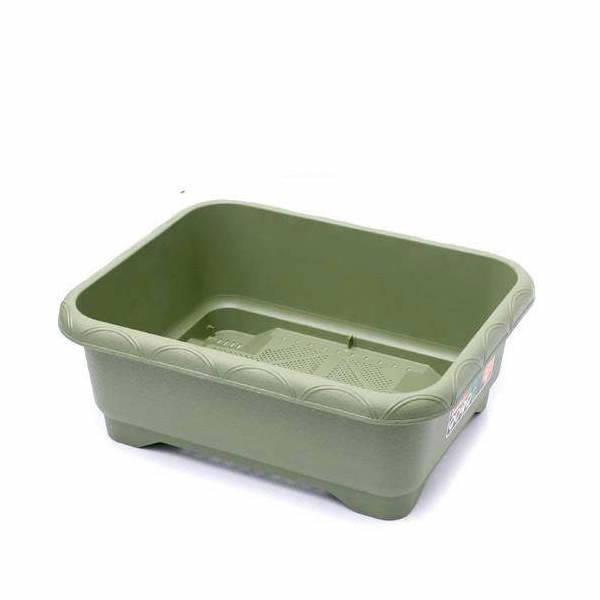 リッチェル 緑のやさいプランター 50型(グリーン)