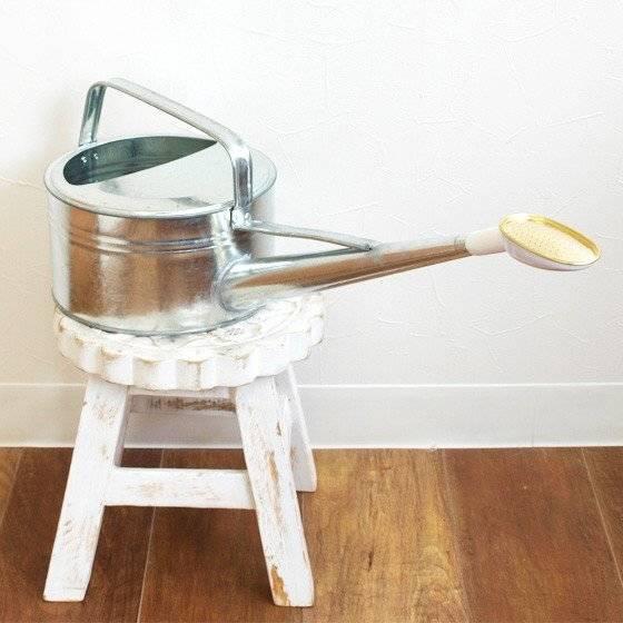 松野屋 日本製 トタンのジョーロ