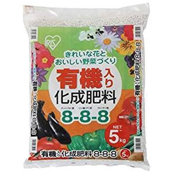 アイリスオーヤマ IRIS OHYAMA 有機入化成肥...