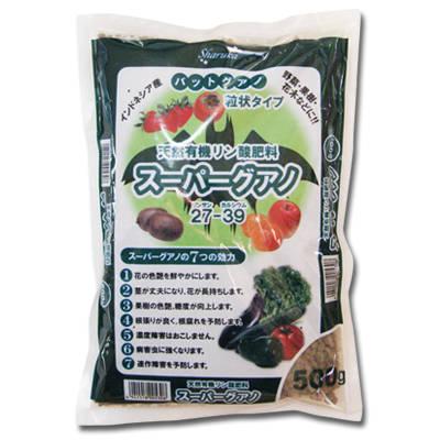 バットグアノ リン酸肥料