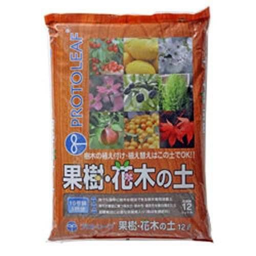 プロトリーフ 果樹・花木の土/12L